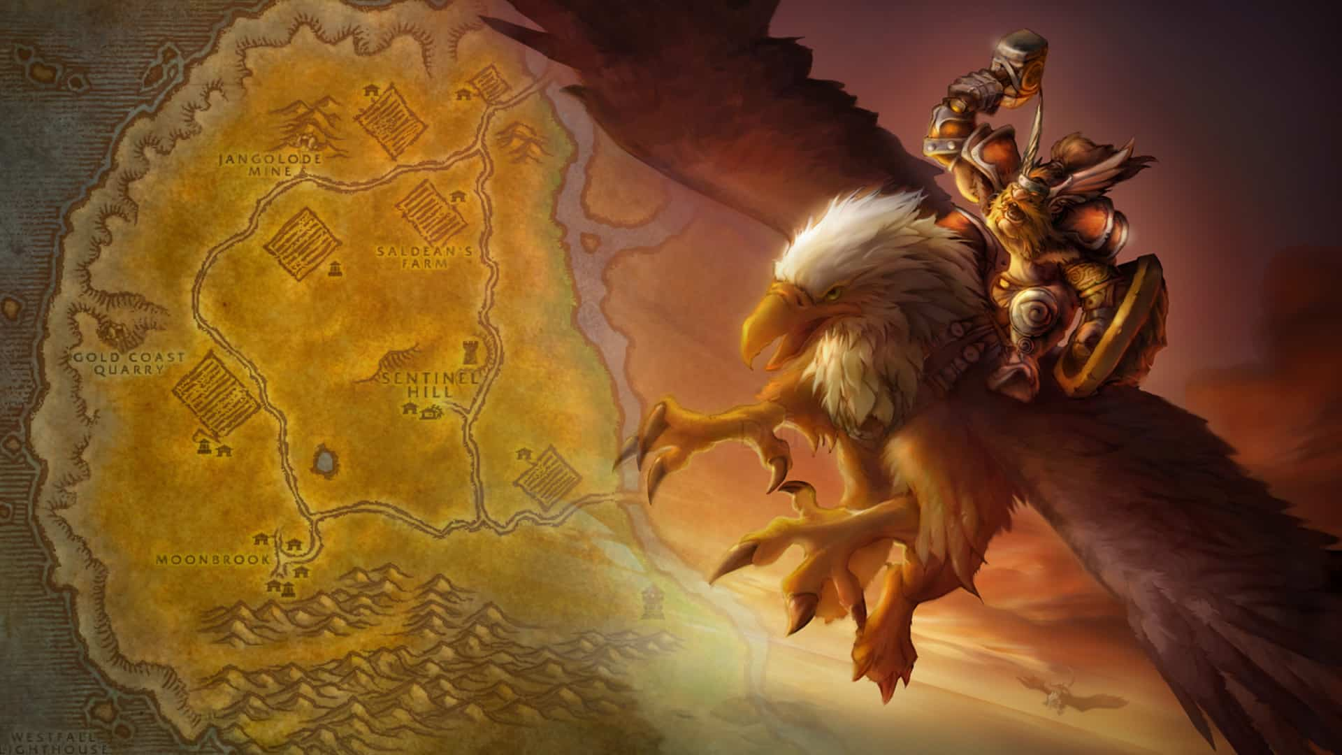 World of Warcraft leveling rush makes us ignore Alliance evil in the story Westfall
