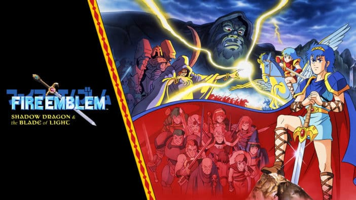 Classic Fire Emblem announced for Nintendo Switch