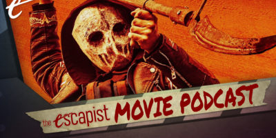 The Escapist Movie Podcast horror films Blood Quantum, In the Mouth of Madness, House Bob Chipman Jack Packard Darren Mooney