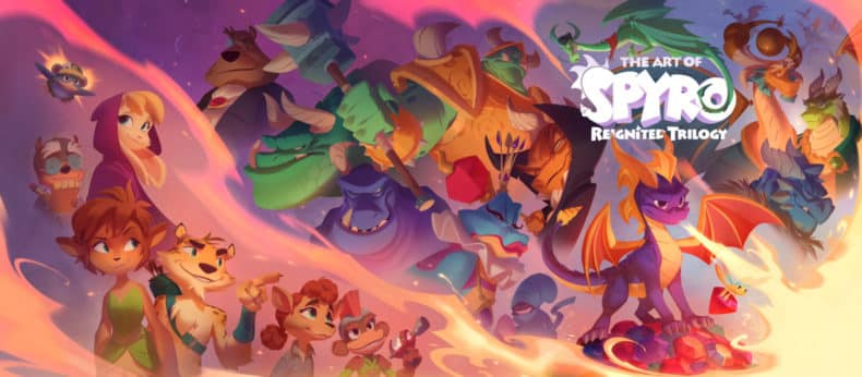 character designer Nicholas Kole interview Toys for Bob Spyro Reignited Trilogy Insomniac Games Naughty Dog Activision Crash Bandicoot 4: It's About Time
