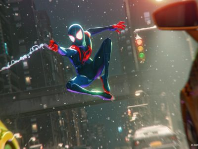 Spider-Man: Miles Morales, Spider-Man: Into the Spider-Verse, Insomniac Games, PlayStation 5, suit