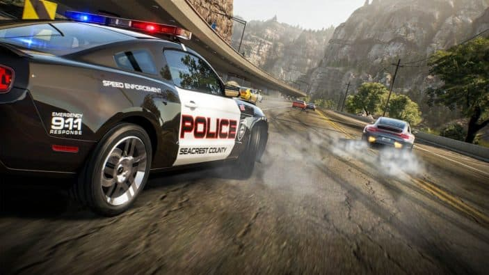 Need for Speed: Hot Pursuit Remastered, EA, Criterion Games, Stellar Games release date November Nintendo Switch Xbox One PlayStation 4 PC