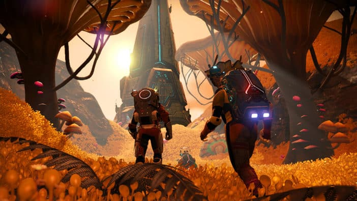 No Man's Sky Gets 32-Person Multiplayer, Free Upgrades on PS5, XSX