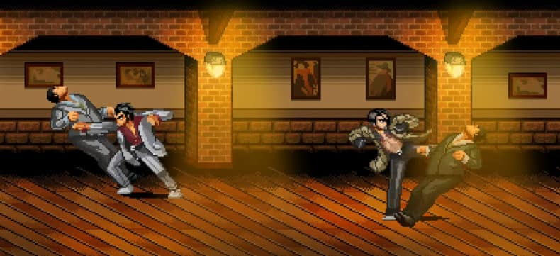 Sega Empty Clip Studios combine Streets of Rage 2 and Yakuza for Streets of Kamurocho on Steam limited time release
