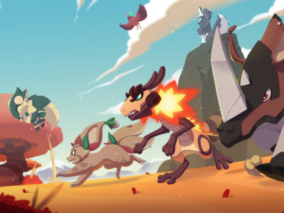 Temtem, Crema, PlayStation 5, PS5, Early Access, MMO