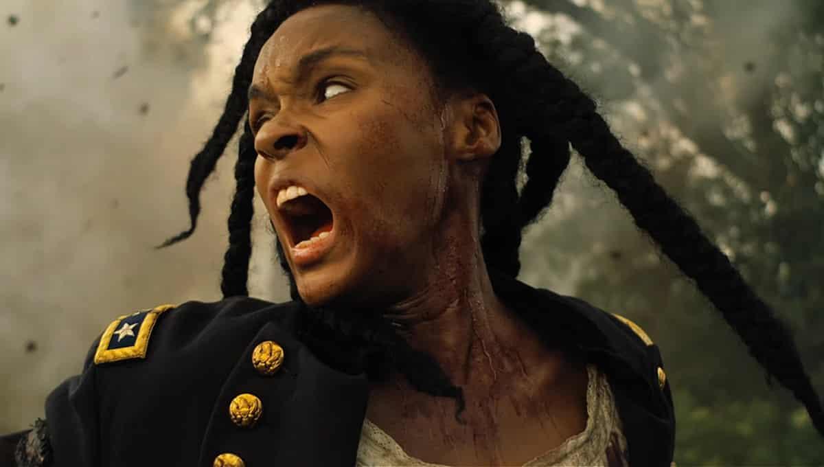 Antebellum Gerard Bush Janelle Monáe good twist does not make a good movie