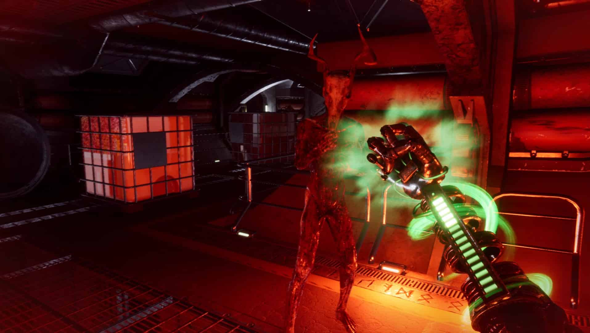 Apsulov: End of Gods Angry Demon Studio future mystical first-person horror