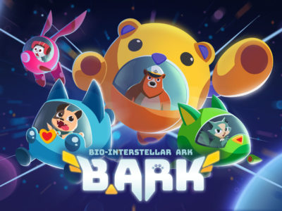 B.ARK interview Tic Toc Games Marc Gomez Michael Herbster Emily Tidd Nintendo Switch PC SHMUP cute 'em up