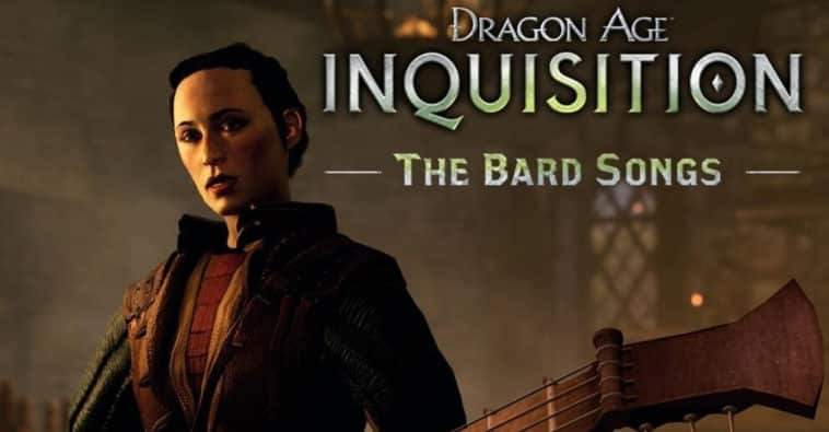 Elizaveta interview Maryden Halewell Dragon Age: Inquisition bard songs