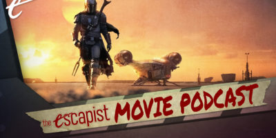 The Escapist Movie Podcast The Mandalorian Jack Packard Darren Mooney