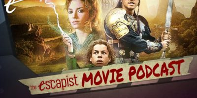 The Escapist Movie Podcast Willow Disney+ The Witches Jack Packard Darren Mooney