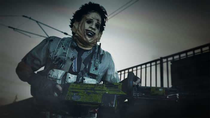 The Haunting of Verdansk Leatherface Texas Chinsaw Massacre Saw Call of Duty: Warzone Call of Duty: Modern Warfare