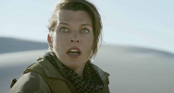 Sony Pictures Monster Hunter movie release date change December 30, 2020 moved Capcom Paul W.S. Anderson Milla Jovovich