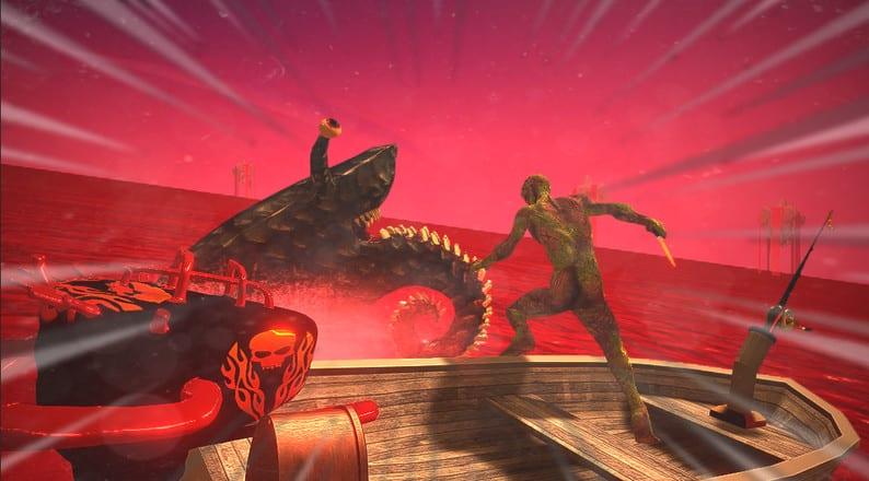 Nightmare Fishing Tournament 2020 David Mills free demon fishing horror fighting