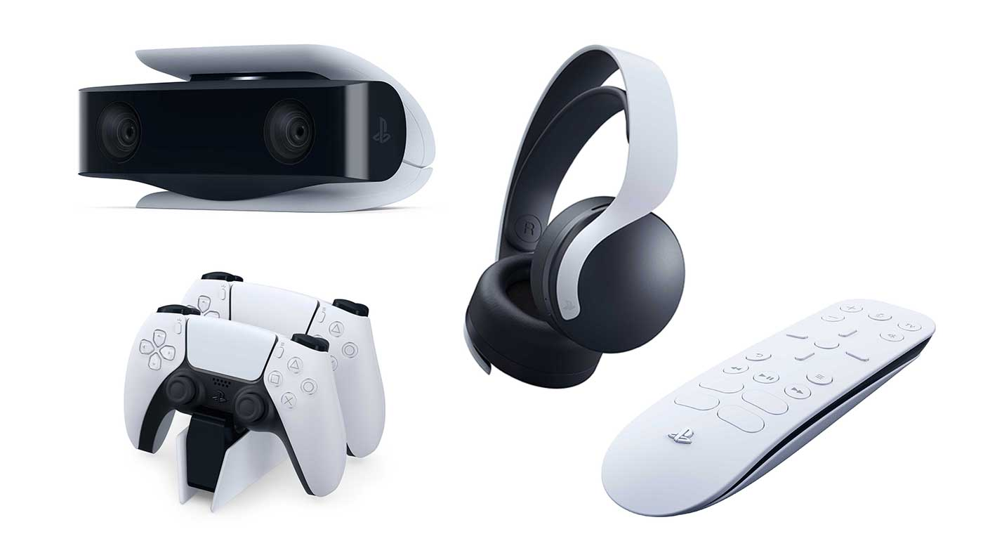 Sony accessories