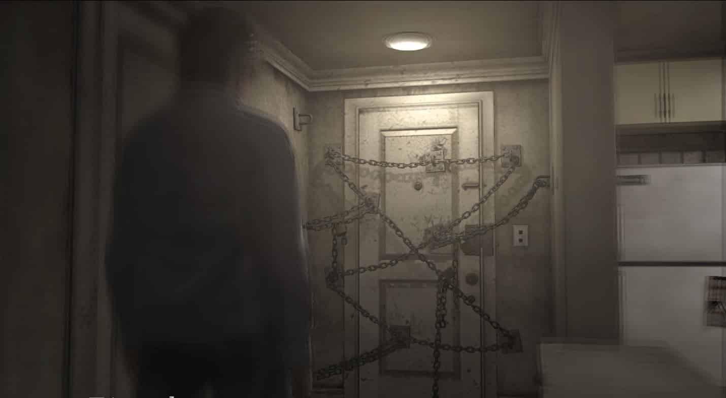 7 horror games Halloween 2020 Silent Hill 4
