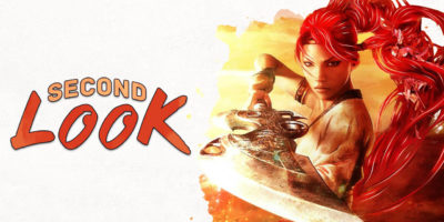 Heavenly Sword Ninja Theory PlayStation 3 Nariko sacrifices life with conviction and determination, doing the right thing, believing in the future
