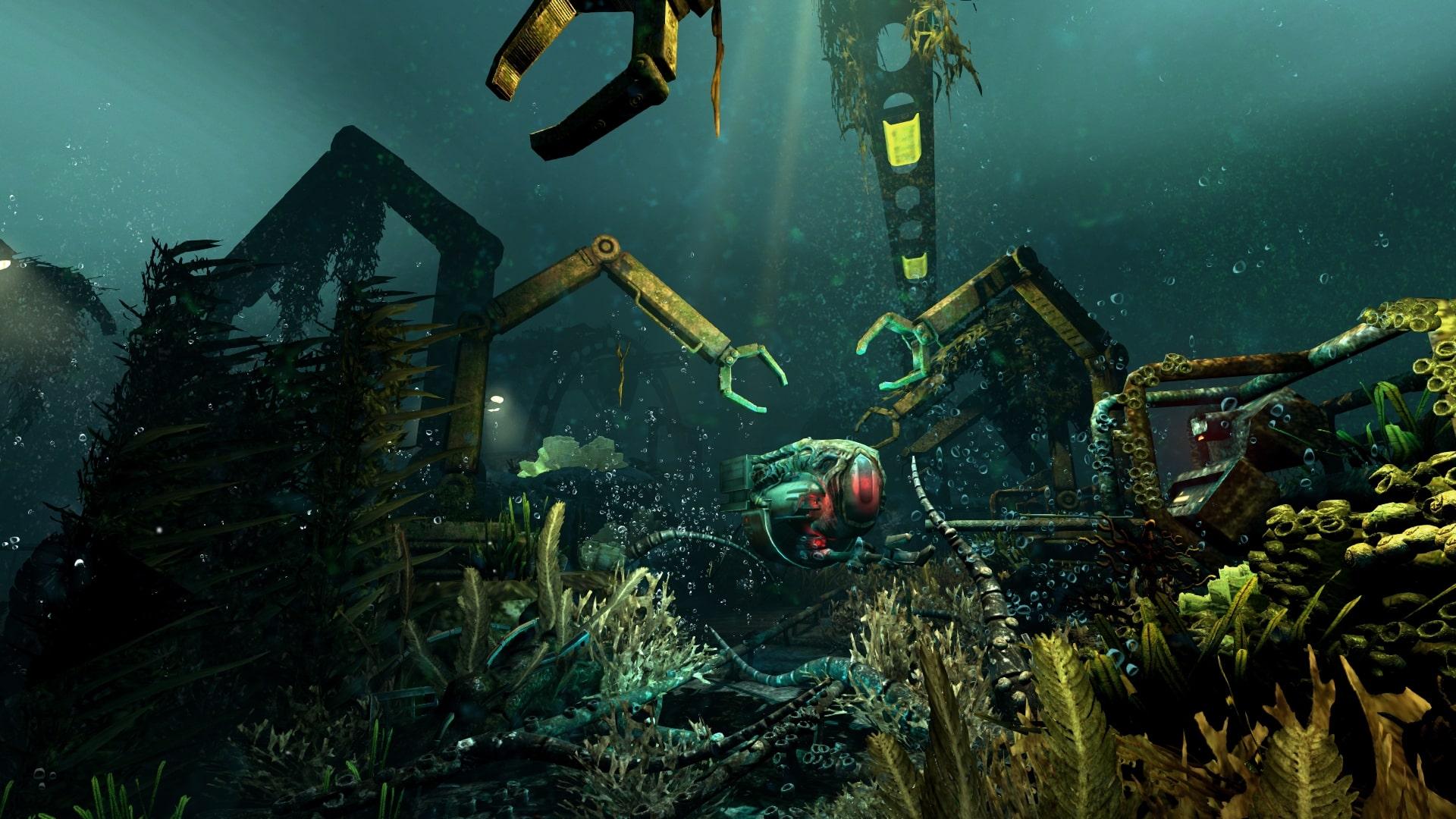 7 horror games Halloween 2020 Soma underwater