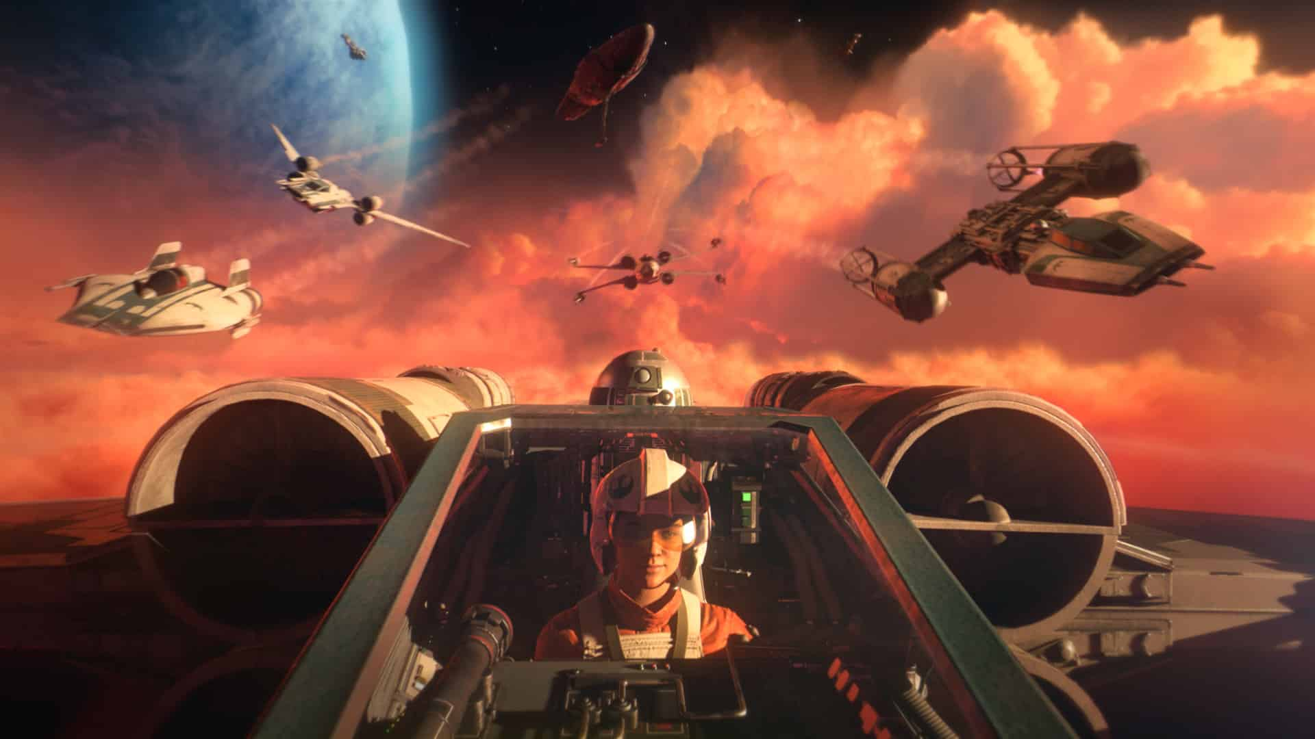 Pick Up Your Visual Scanning How Star Wars Squadrons Makes Vr Mode A Necessity