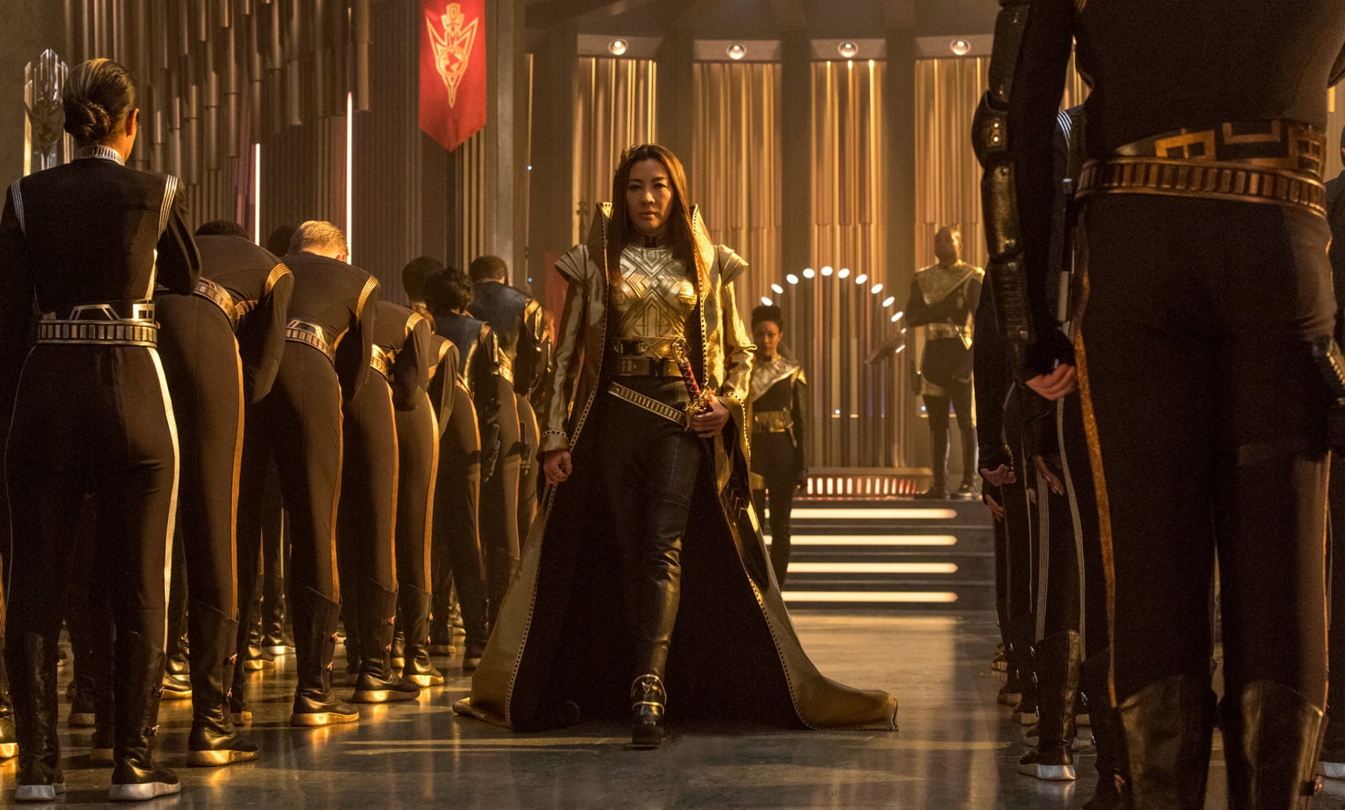 Star Trek: Discovery season 1 psychedelic roots of the franchise CBS All Access