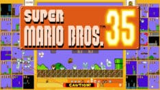 Super Mario Bros. 35 Proves that Nintendo Should Experiment with Its Past More Often