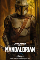The Mandalorian Drops Four New Character Posters for Season 2