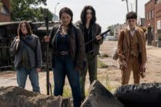The Walking Dead: World Beyond episode 1 review: bad writing and Scott Gimple create a flawed premise and tired situations, stifling expansion of world lore