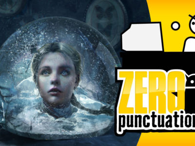 Remothered: Broken Porcelain review Zero Punctuation Yahtzee Croshaw Modus Games Stormind Games