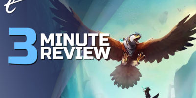 The Falconeer review in 3 minutes tomas sala dogfighting giant birds great combat, not great narrative