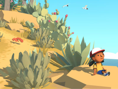 Alba: A Wildlife Adventure, ustwo games, Apple, Steam, Monument Valley