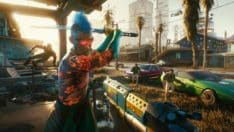 PlayStation 5, PS5, PlayStation 4, PS4, CD Projekt Red, gameplay, Cyberpunk 2077