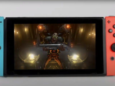 Doom Eternal Nintendo Switch release date