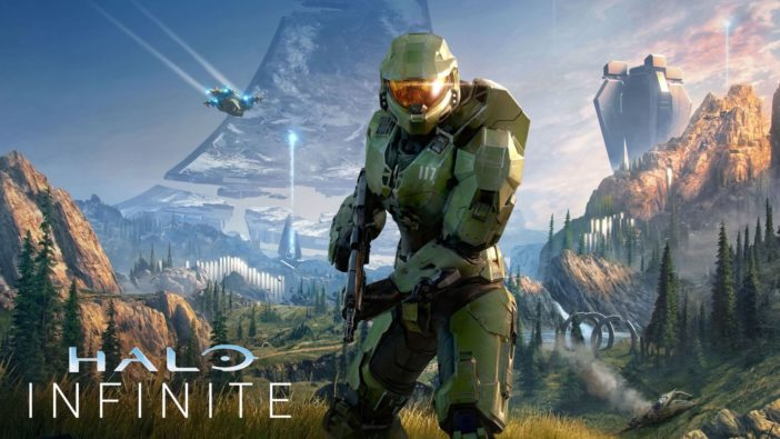 halo infinite high-level update in coming weeks 343 industries no the game awards 2020 appearance tga 2020