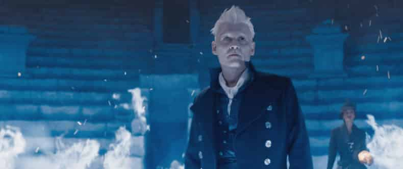 johnny depp grindelwald exits fantastic beasts harry potter warner bros. j.k. rowling
