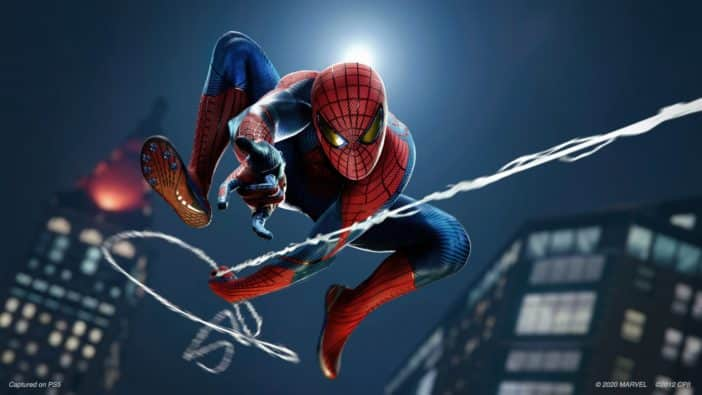 PlayStation 5, PS5, Insomniac Games, export save data PS4 to PS5 Marvel's Spider-Man Remastered