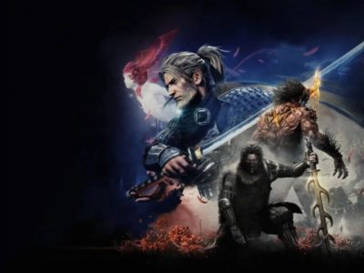 The Nioh Collection Nioh 2 Remastered: The Complete Edition
