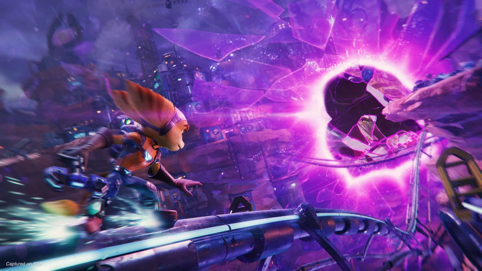 Ratchet & Clank: Rift Apart friendship joy friends adventure infectious Insomniac Games