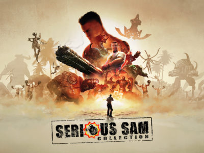 Serious Sam Collection Nintendo Switch Croteam