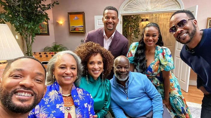 Will Smith unveils Fresh Prince of Bel-Air reunion trailer & release date
