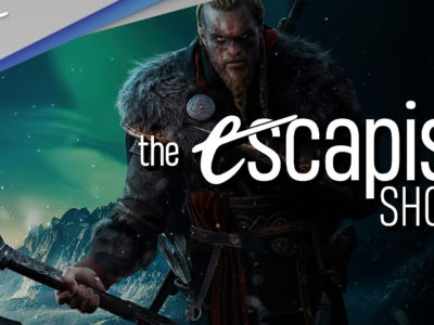 the escapist show xbox series x google stadia assassin's creed valhalla baldur's gate 3