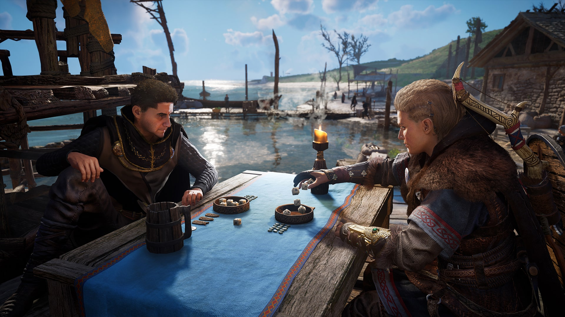 new serials serialized storytelling video games industry usurping TV, movies with huge epic saga narratives like Ghost of Tsushima, Days Gone, Assassin's Creed Valhalla