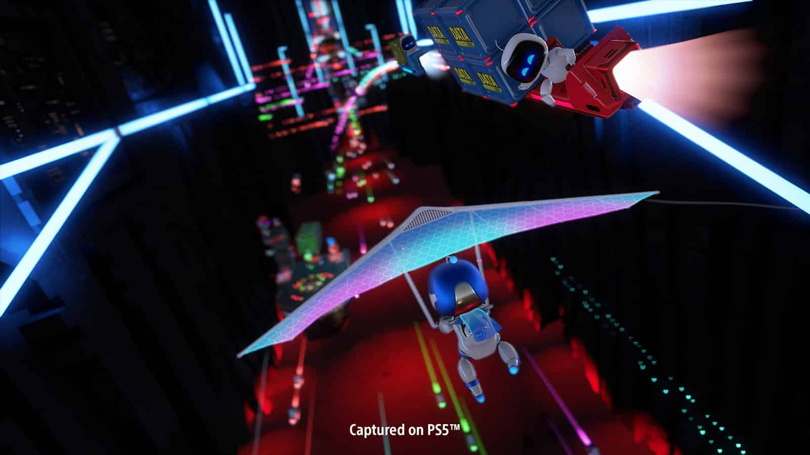 DualSense PlayStation 5 ASOBI Team best pack-in title since Super Mario World: Astro's Playroom