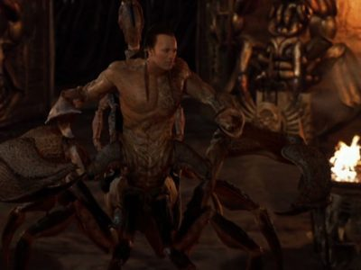the scorpion king reboot dwayne johnson movie the mummy seven bucks productions