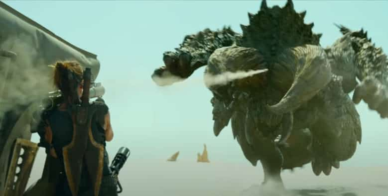 Monster Hunter film Moves Release Date to Christmas, Gets Way Better Chinese Trailer