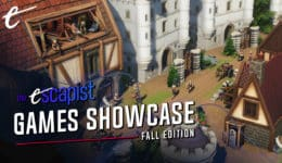 The Escapist Games Showcase - Fall Edition Distant Kingdoms interview Kasedo Games