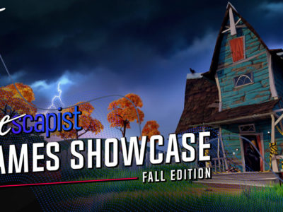 The Escapist Games Showcase - Fall Edition Hello Neighbors 2 interview Ari & Nikita Kolesnikov tinyBuild Dynamic Pixels