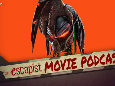 Why Is It So Hard to Make a Good Predator Movie? | The Escapist Movie Podcast Stacy Grouden Jack Packard Darren Mooney