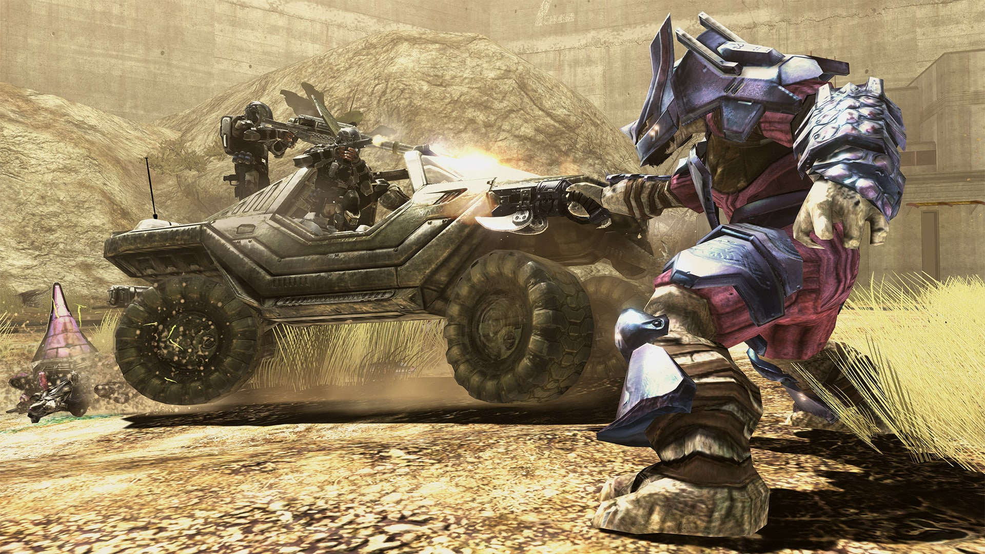 Halo 3: ODST PC port is great Halo: The Master Chief Collection MCC Bungie 343 Industries faithful port