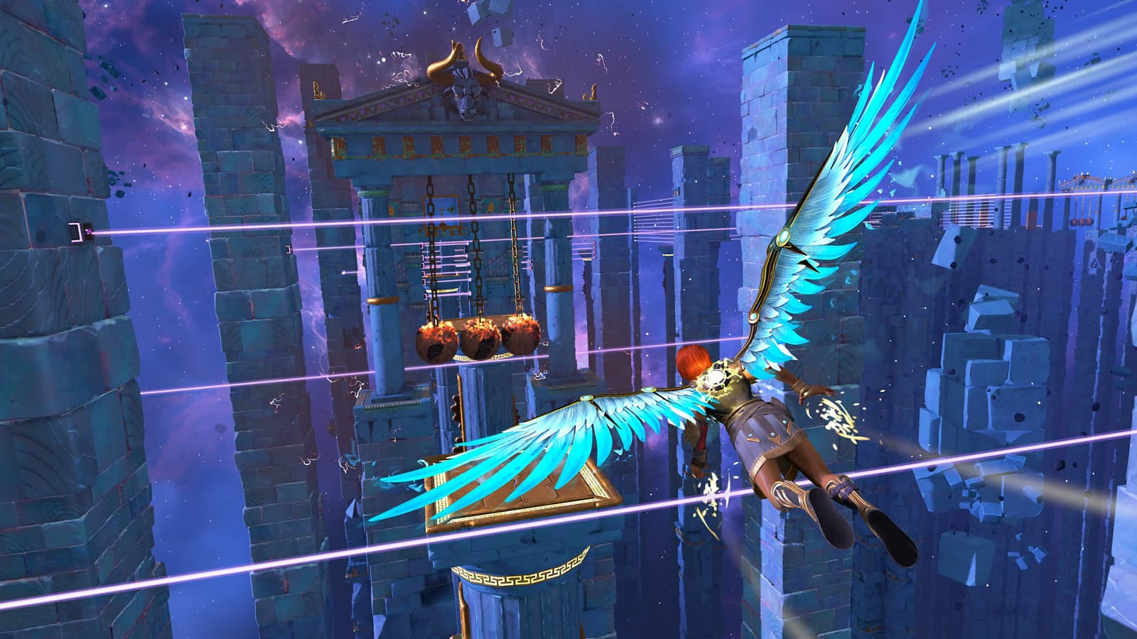 Immortals Fenyx Rising review Ubisoft Quebec