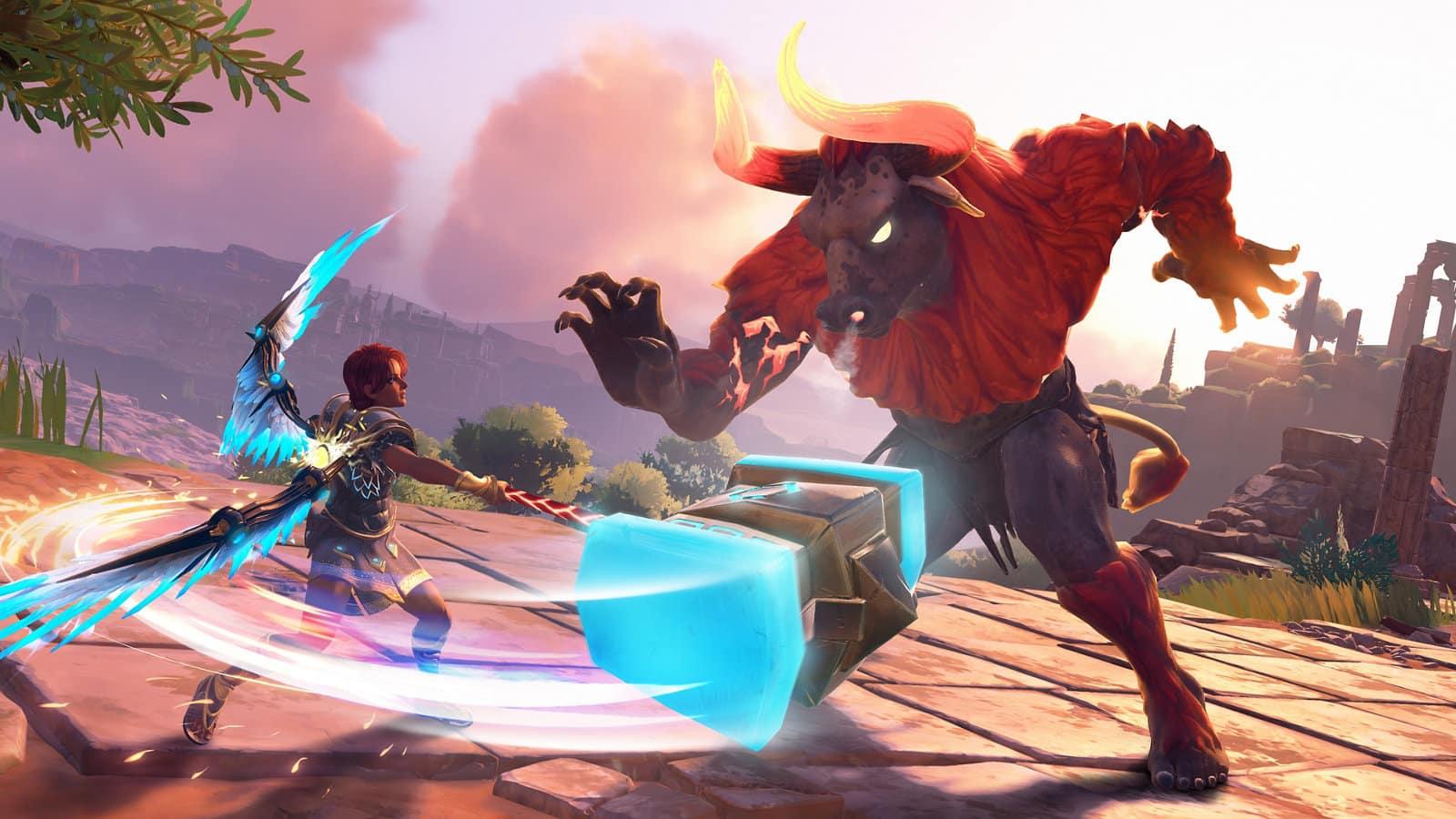 Immortals Fenyx Rising review Ubisoft Quebec